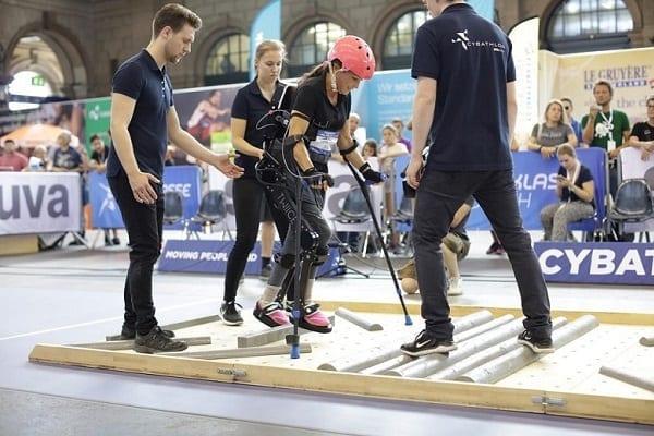 Cybathlon Exoskeleton Race