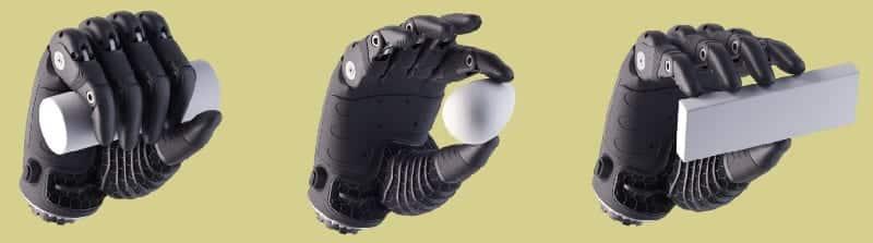 TASKA Hand Sample Grips