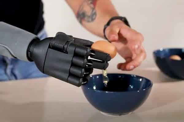 Aether Biomedical Zeus Bionic Limb