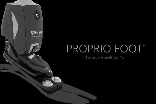 Ossur Proprio Foot Feature Image