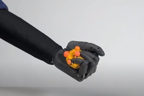 Zeus Bionic Limb From Aether Biomedical