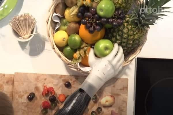 Bionic Feats: Food Preparation