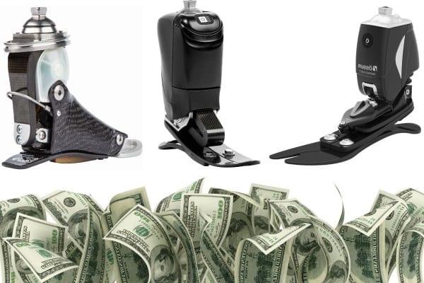 Bionic Foot Price List