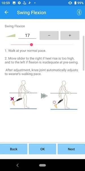 Nabtesco Allux Adjustment App