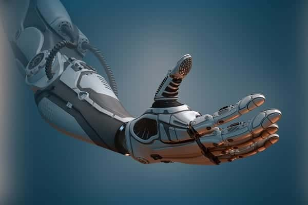 Bionic Arm & Hand Control Systems