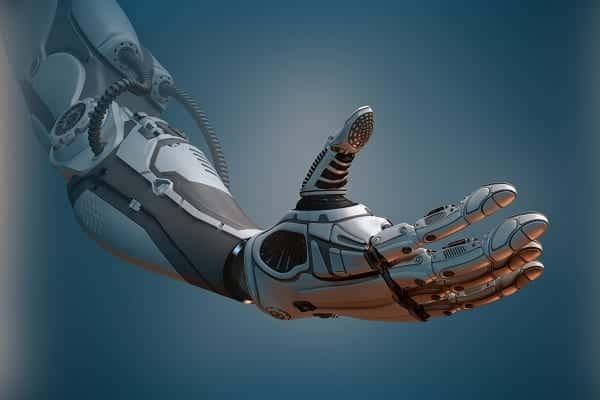 Bionic Arm Control System
