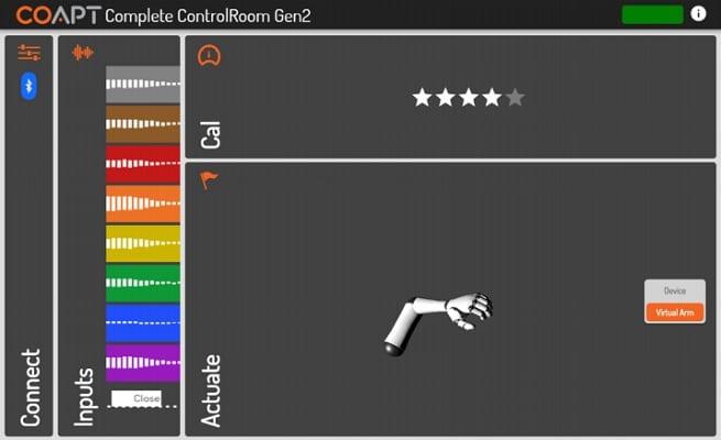 Coapt Gen2 Control Practice