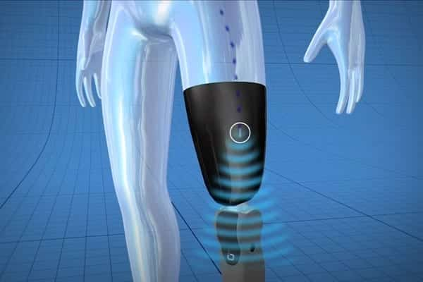 Bionic Leg & Foot Control Systems