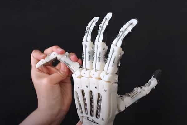 Bionic Limbs Research News April 11, 2021