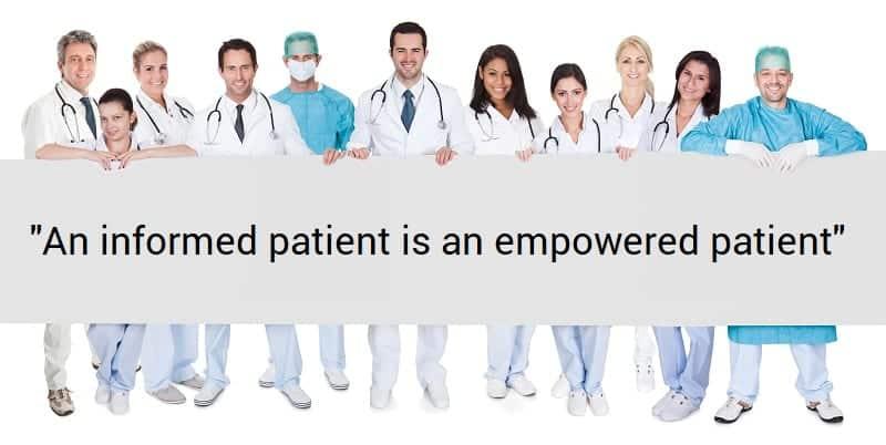 BionicsForEveryone.com Clinician Signup