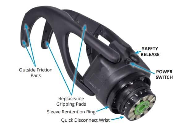 Fillauer ProPlus MC ETD2 Design Image