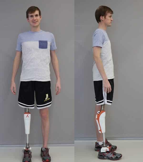 Lightweight Powered Leg