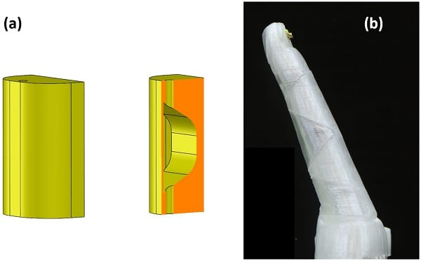 X-Limb Finger With Membrane