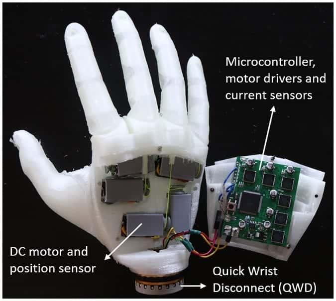 X-Limb Motor, Controller