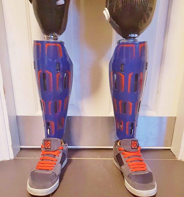 Limb-Art Cool Covers Sneakers Combo